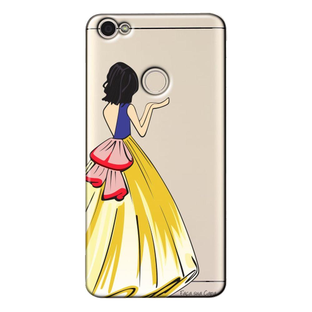 Capa Personalizada Xiaomi Redmi Note 5A - Princesa Branca de Neve - TP203