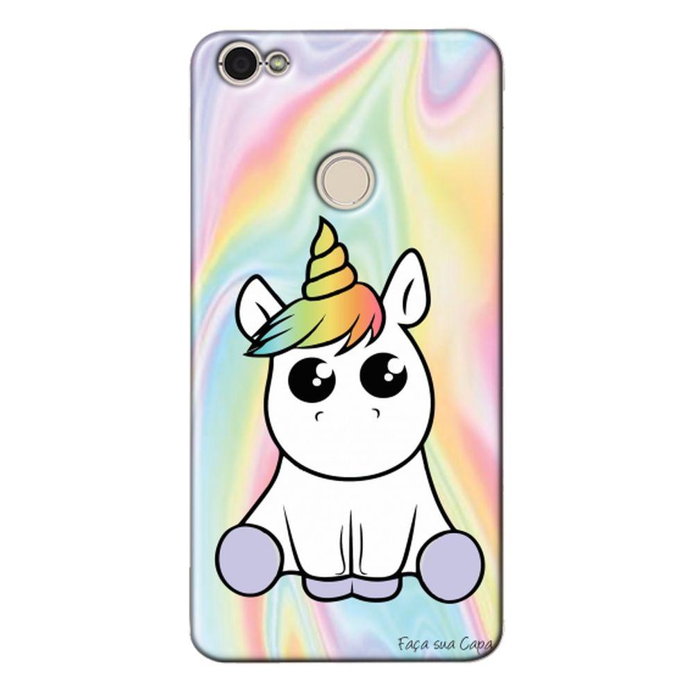 Capa Personalizada Xiaomi Redmi Note 5A - Unicórnio - TP323