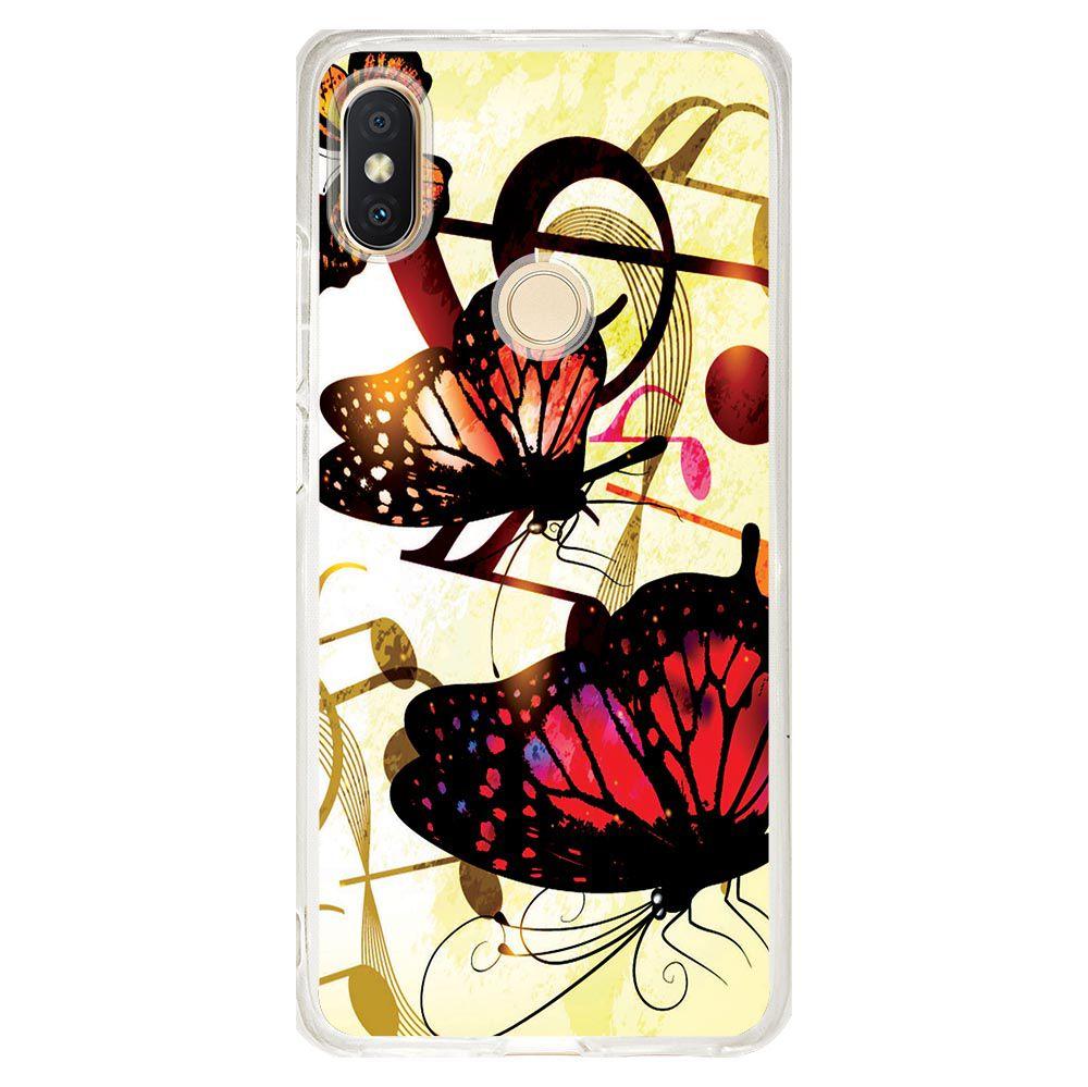 Capa Personalizada Xiaomi Redmi S2 Música - MU20