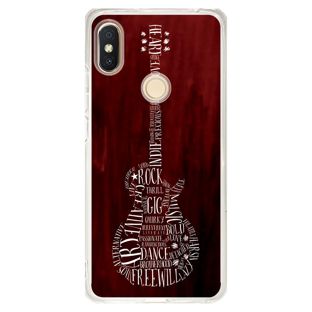 Capa Personalizada Xiaomi Redmi S2 Música - MU36