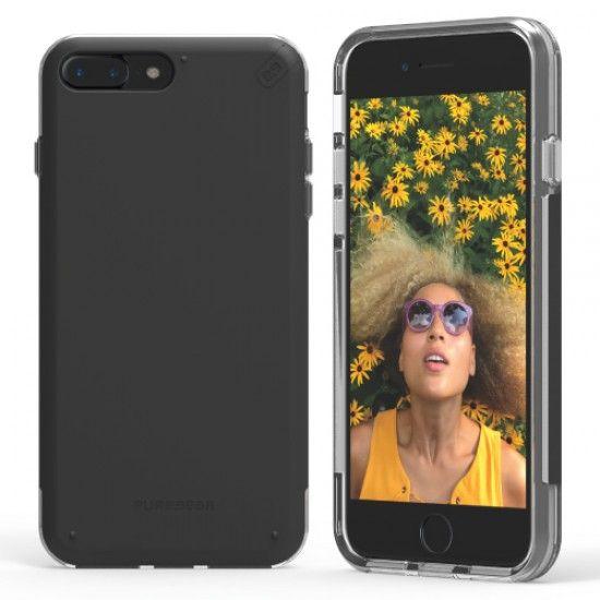 Capa de Celular Puregear DualTek Apple iPhone 7 Plus - Preta