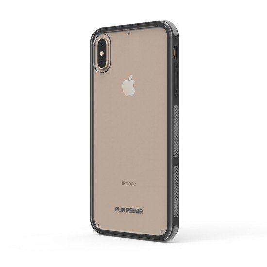 Capa de Celular Puregear DualTek Apple iPhone XS Max - Preta