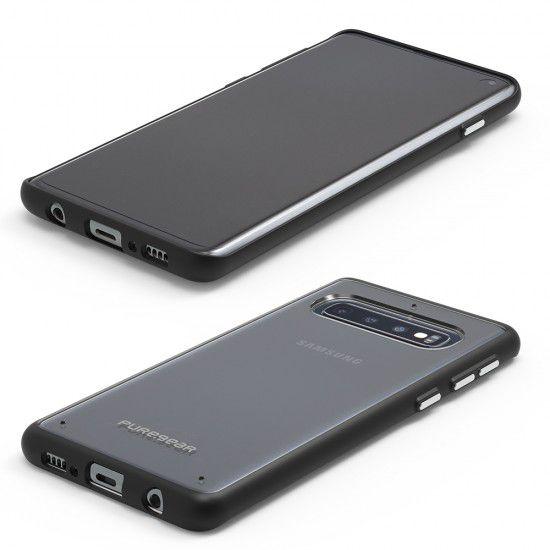 Capa Puregear Slim Shell para Galaxy S10 - Preta