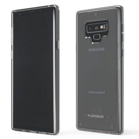 Capa Puregear Slim Shell para Samsung Galaxy Note 9 - Transparente