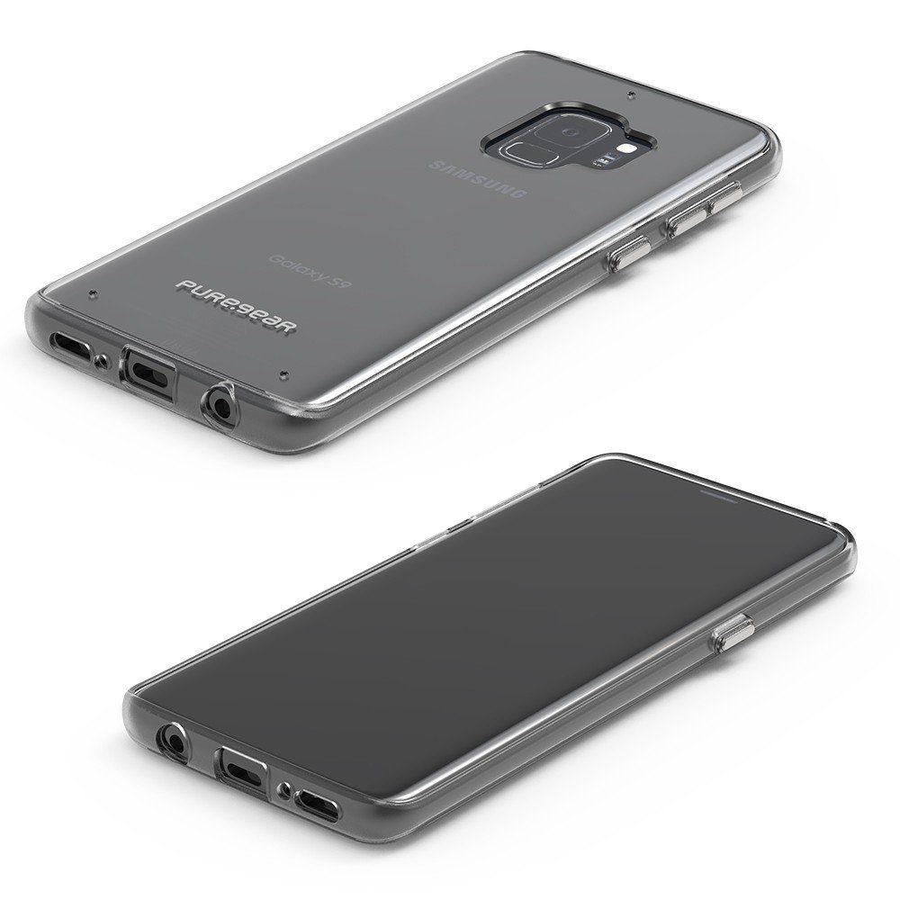 Capa Puregear Slim Shell para Samsung Galaxy S9 G960 - Transparente