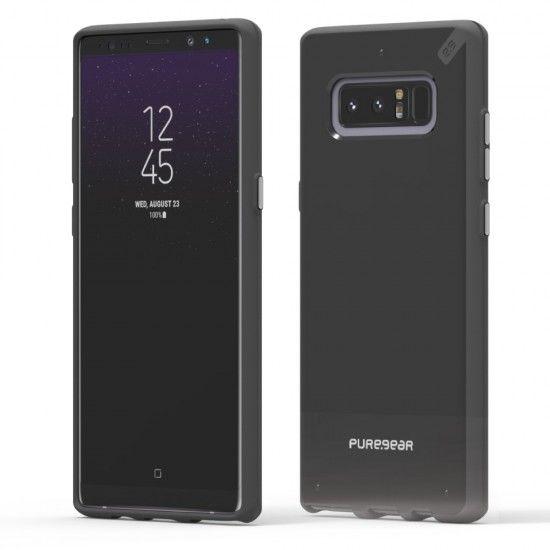 Capa de Celular Puregear SlimShell Samsung Note 8 N950 - Preta