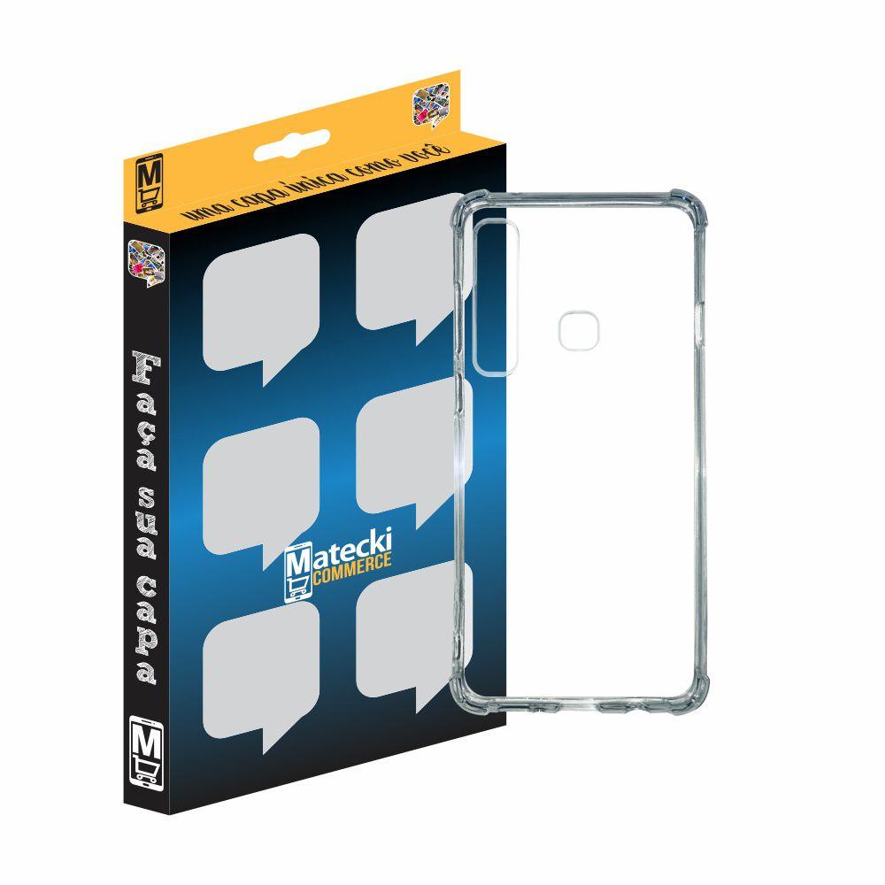 Capa TPU Anti Impacto Transparente para Samsung Galaxy A9 2018 SM-A920