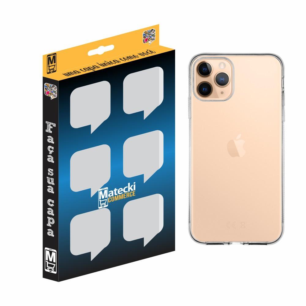 Capa TPU Apple iPhone 11 Pro - Transparente