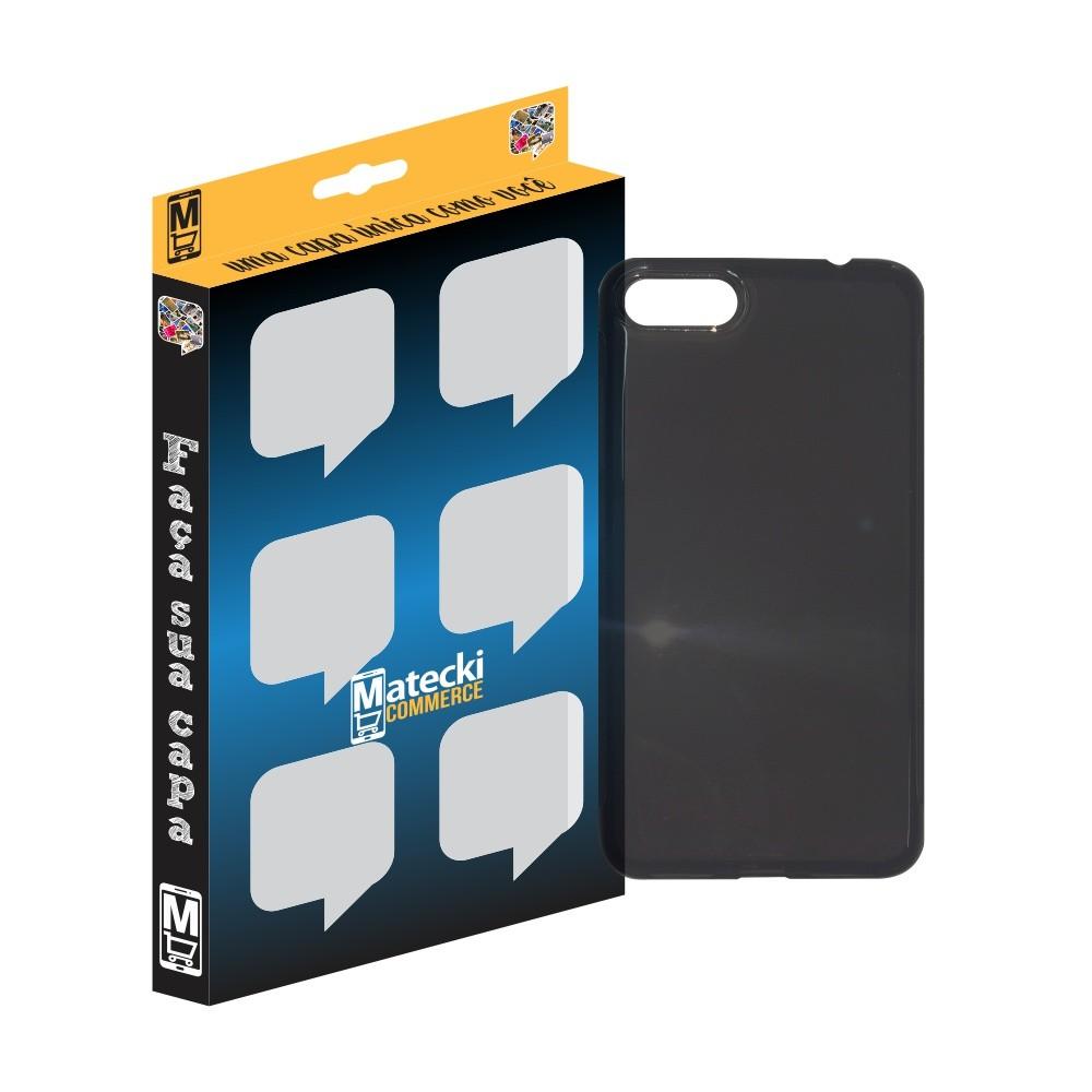 Capa TPU Grafite Asus Zenfone 4 Max 5.5 ZC554KL