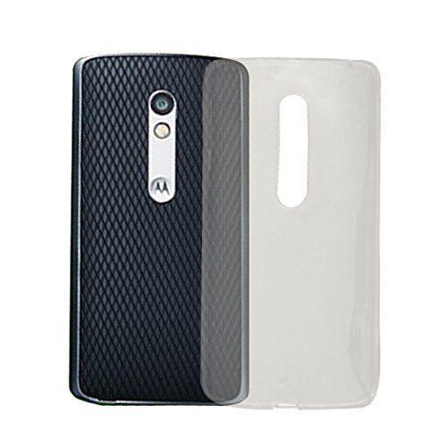 Capa TPU Premium Motorola Moto X Play XT1563 - Transparente