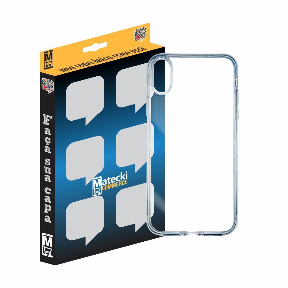 Capa TPU Transparente Apple iPhone XS