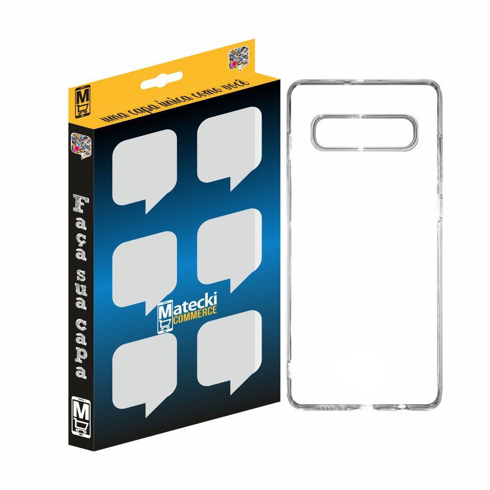 Capa TPU Transparente para Samsung Galaxy S10 G973