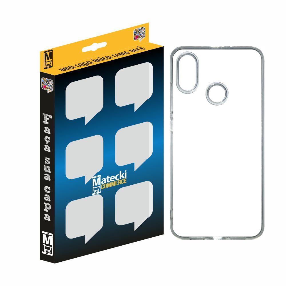 Capa TPU Transparente para Xiaomi Mi 8