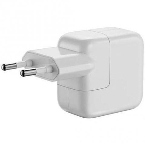 Carregador de Tomada com 2 Entradas USB - Branco