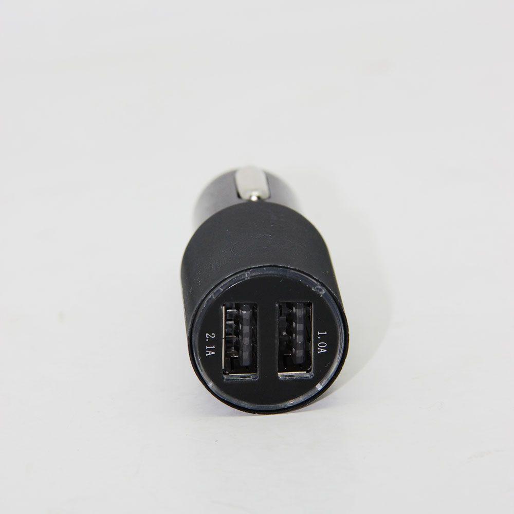 Carregador Veicular 2 USB - Lehmox
