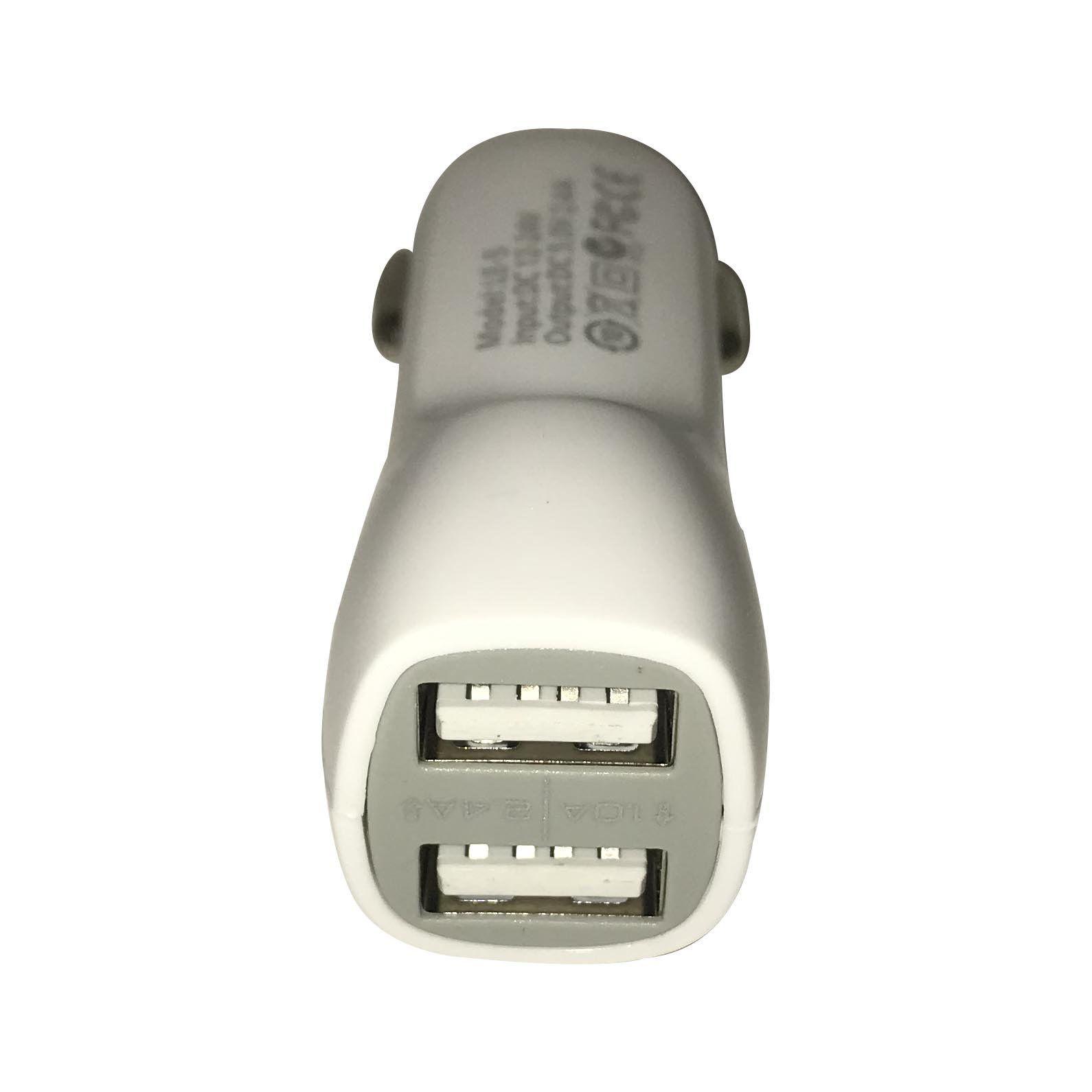 Carregador Veicular Lehmox C/ 2 USB 2.1A