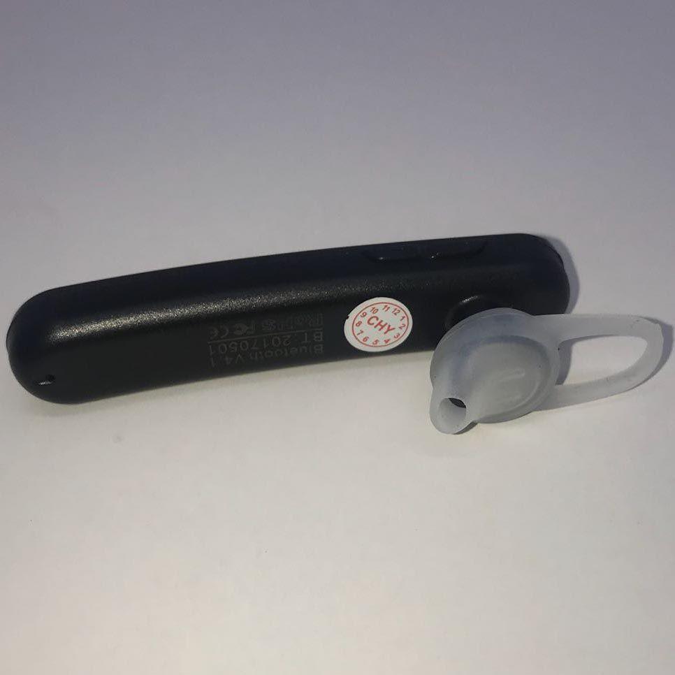 Fone de Ouvido Bluetooth Boas V4.1 Stereo - Preto