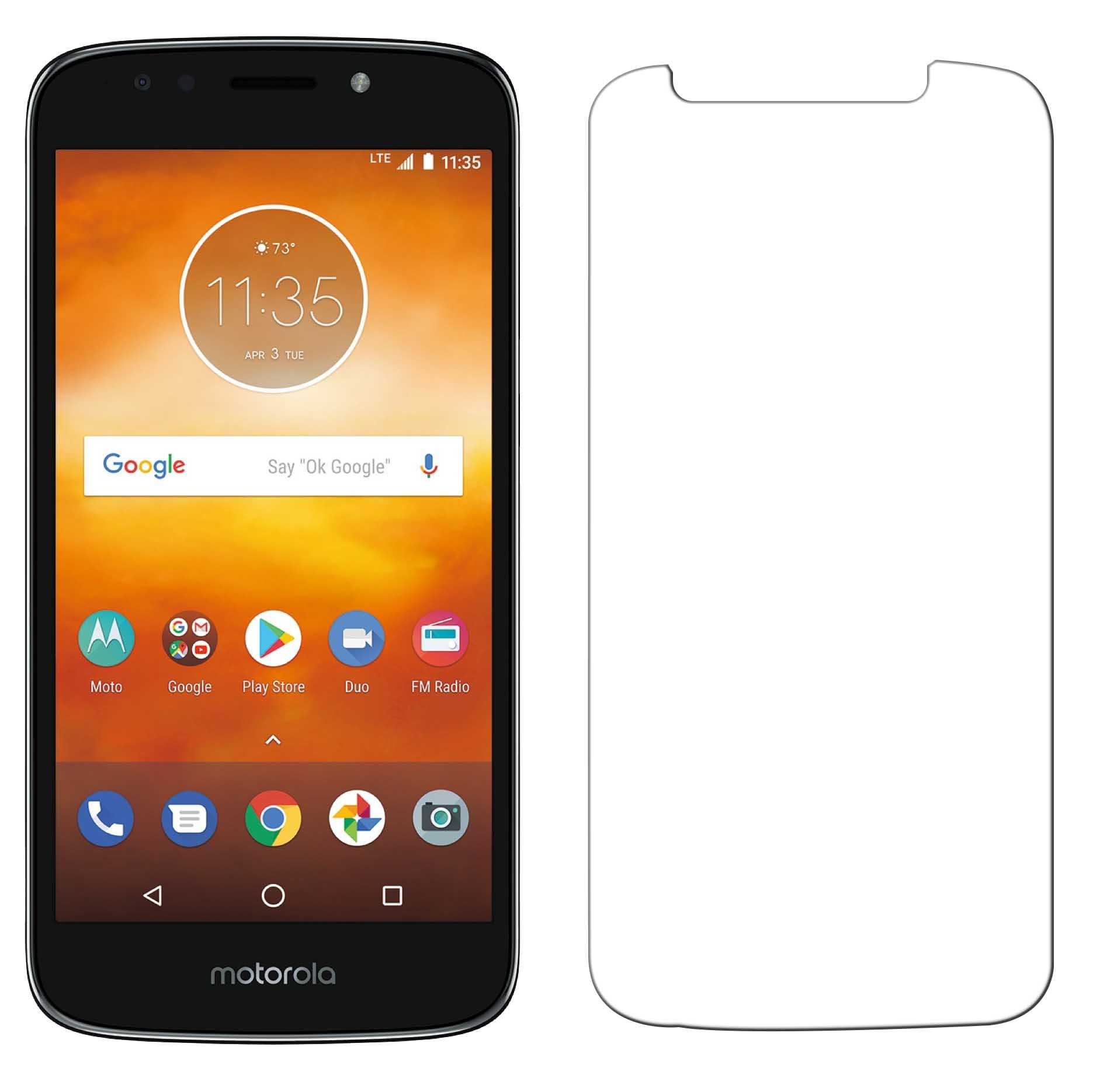 Película de Vidro para Motorola Moto E5 Play