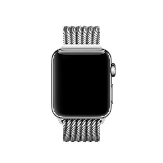 78a3c153213 ... Pulseira Milanese para Apple Watch 42MM - Prata - Matecki Commerce ...