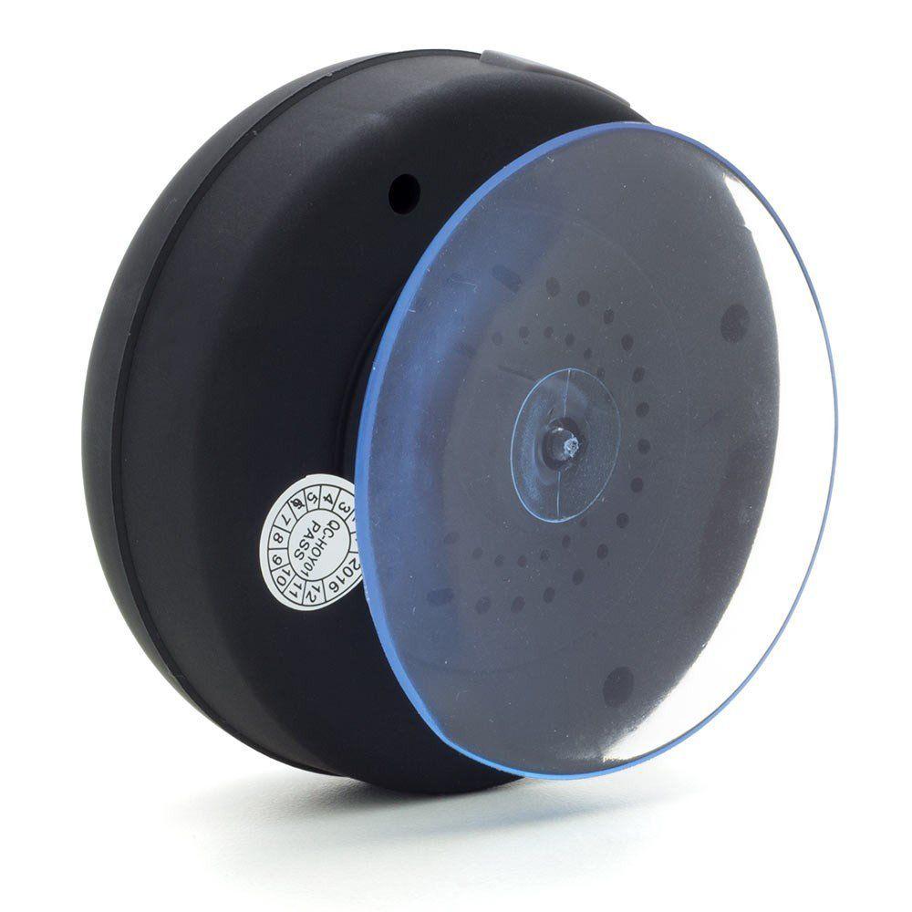 Caixa de Som Shower Speaker - Preto