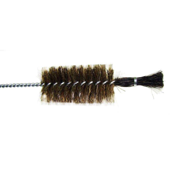 Escova para Lavagem com Cerdas em Crina Comprimento Total 28 cm Ø3,5cm Ref.2260