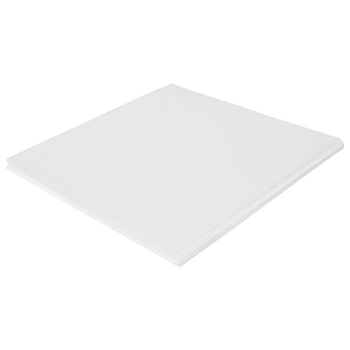 Papel Filtro Qualitativo 40x40cm