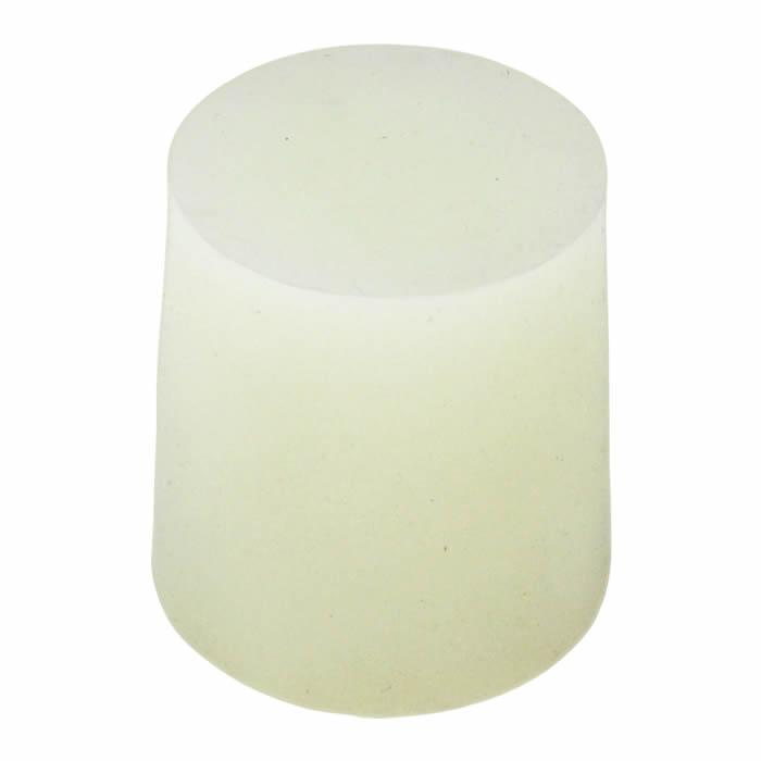 Rolha de Silicone Nº13 (42,0 x 36,5 x 45,0 mm) - Embalagem com 5 peças