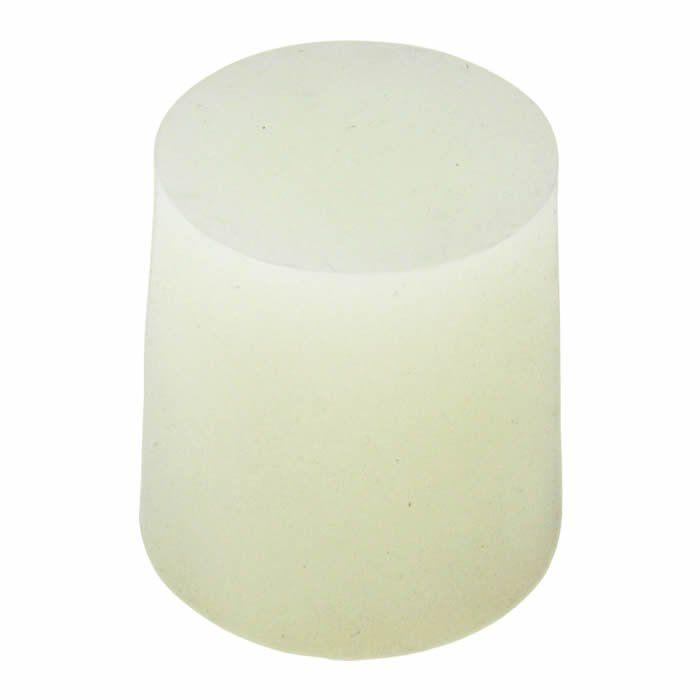 Rolha de Silicone Nº6 (20,5 x 16,8 x 27,0 mm) - Embalagem com 10 peças