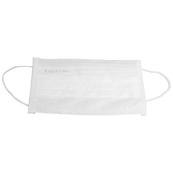 Máscara Cirúrgica Simples com Elástico - Pacote com 100 unidades