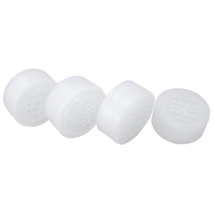 Sílica Gel Branca 5-8 Mesh 2-4mm Encapsulada - Pacote milheiro