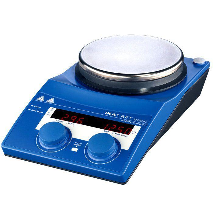 Agitador Magnético com Aquecimento Digital 20L 230V