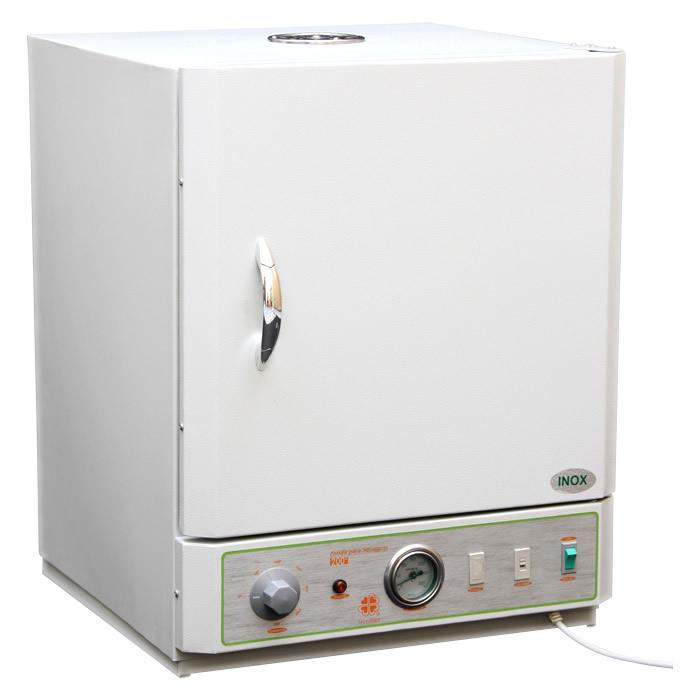 Estufa de Esterilização e Secagem Analógica 10 Litros 200ºC Bivolt Ref. SX 450