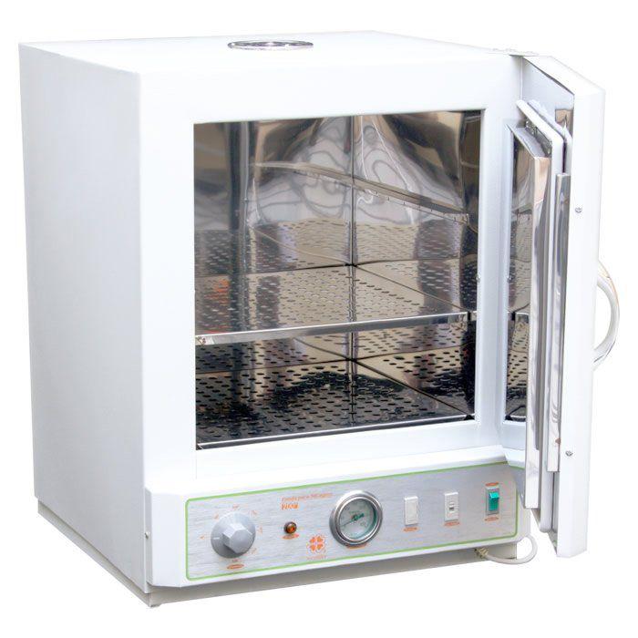 Estufa de Esterilização e Secagem Analógica 21 Litros 200ºC Bivolt Ref. SX 1.0
