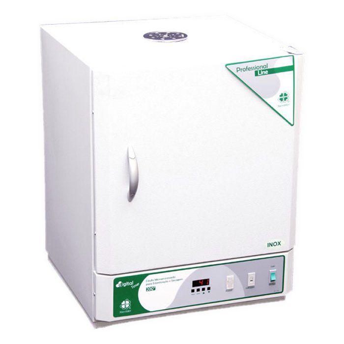 Estufa de Esterilização e Secagem Digital 30 Litros 200ºC Bivolt Ref. SX1.1DTME