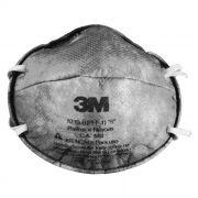 Máscara (Respirador) Descartável 8713B - Pacote com 20 unidades