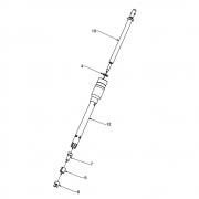 Anel de Teflon Superior S25N-10G Ref. 0151000