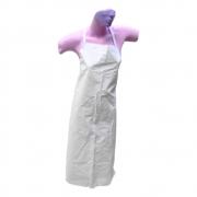 Avental Branco em PVC 0,70 x 1,20cm
