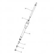 Bucha de Teflon para Elemento Dispersor S 25N-10G Ref. 0594100