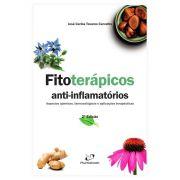 Livro - Fitoterápicos Anti-Inflamatórios 2ª Edição 2017
