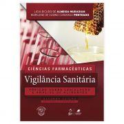 Livro - Ciências Farmacêuticas Vigilância Sanitária 2ª Edição Ano 2015