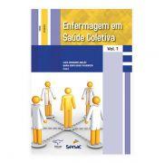 Livro - Enfermagem em Saúde Coletiva 1ª Edição