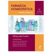 Livro - Farmácia Homeopática: Teoria e Prática 5ª Edição