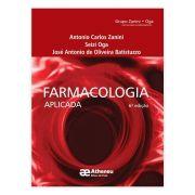 Livro - Farmacologia Aplicada 6ª Edição