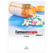 Livro - Farmacoterapia: Guia Terapêutico de Doenças mais Prevalentes 2ª Edição Volume 2