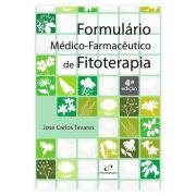 Livro - Formulário Médico Farmacêutico de Fitoterapia 4ª Edição