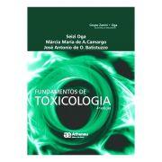 Livro - Fundamentos de Toxicologia 4ª Edição