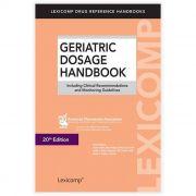 Livro - Geriatric Dosage Handbook 20th Edition 2015