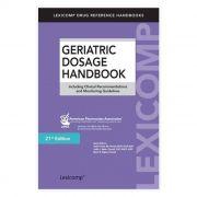 Livro - Geriatric Dosage Handbook 21th Edition 2016