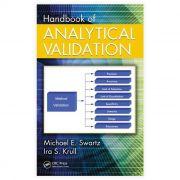 Livro - Handbook of Analytical Validation 1ª Edição