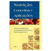 Livro - Nutrição - Conceitos e Aplicações 1ª Edição